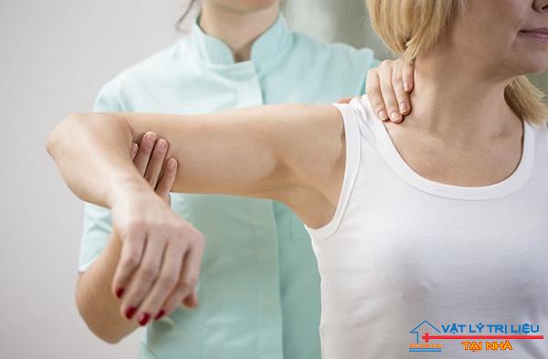 phục hồi chức năng sau gãy xương cẳng tay