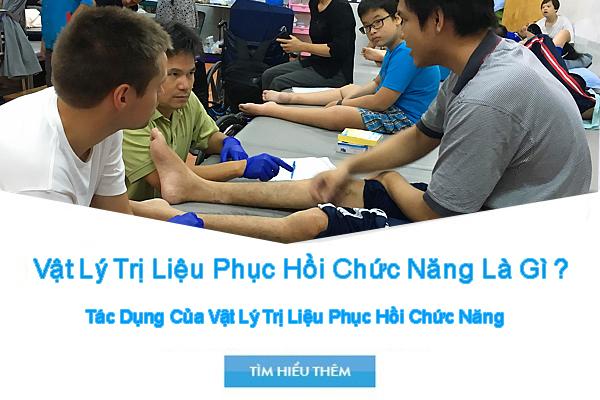 vat ly tri lieu phuc hoi chuc nang la gi